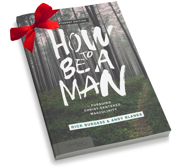 How to Be a Man [Student Edition]