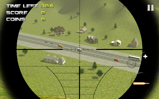 Sniper: Traffic Hunter screenshot 4