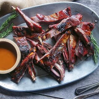 Grilled Lamb Ribs Recipes.