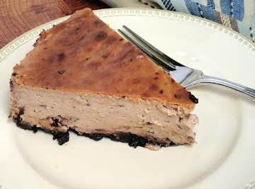 Junior Mint Cheesecake