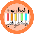 Busy Baby - Tap and Play Music