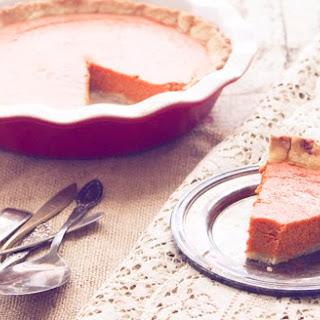 Carrot Honey Pie Recipe