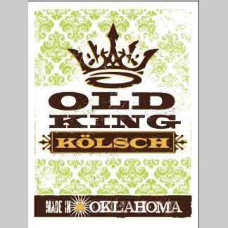 Logo of Bricktown Old King Kolsch