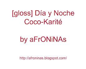 Photo: Gloss Coco - Karité. ¿Cómo lo hago? Respuesta aquí! http://goo.gl/SBiEe