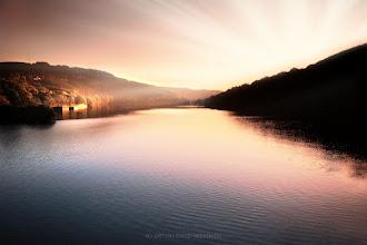 "Photo: ""Lac de la Haute-Sure"", Luxembourg"