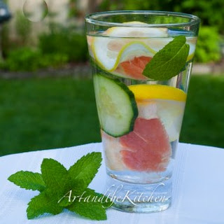 Dieter's Dream Detox Water