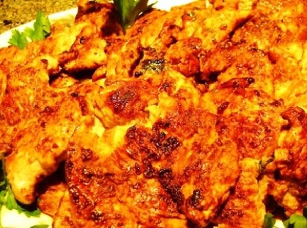 Island Turkey Strips Recipe