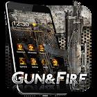 пистолет & пуля тема icon