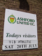 Photo: 20/07/13 v VCD Athletic (Pre-Season Friendly) 0-0 - contributed by Pete Collins