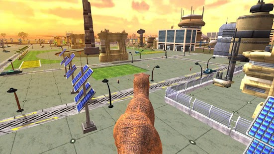 Dino World: Wild Attack Screenshot