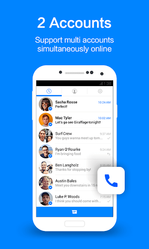 免費下載通訊APP|Multi Messenger for FB app開箱文|APP開箱王