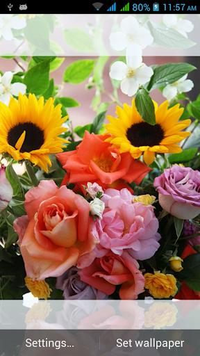免費下載娛樂APP|1049花のライブ壁紙 app開箱文|APP開箱王
