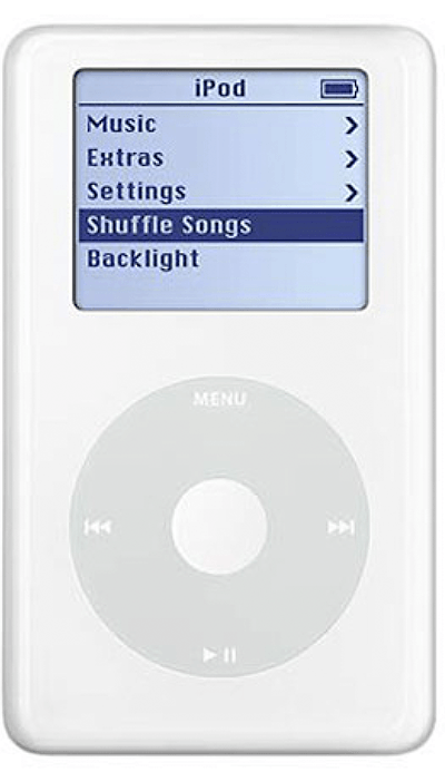 iPod Classic 4th Gen