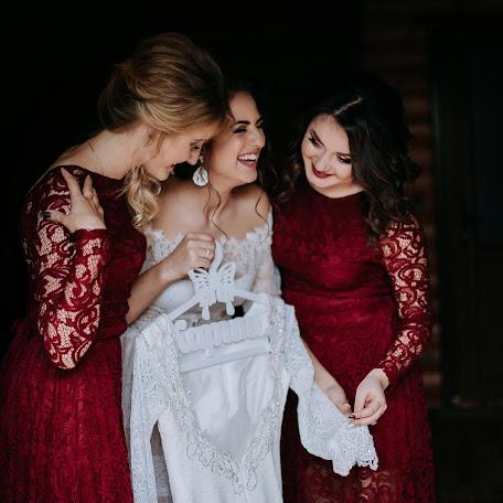Wedding photographer Alina Stelmakh (stelmakhA). Photo of 08.01.2018