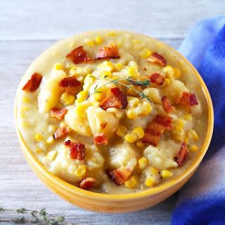 Crock Pot Potato Corn Chowder Recipes.