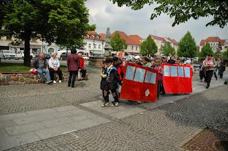 Photo: Čtvrté Čekání na berounskou tramvaj 2014