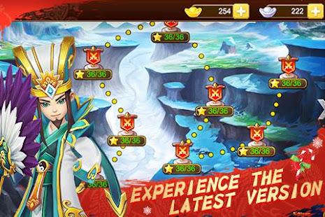 Hack Game Defense of Three Kingdoms apk free