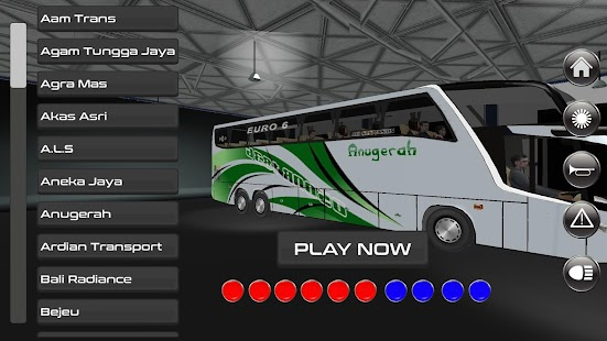 IDBS Bus Simulator apk screenshot 1