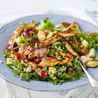Chicken & Quinoa Salad