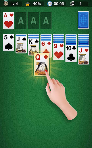 Classic Solitaire screenshots 1