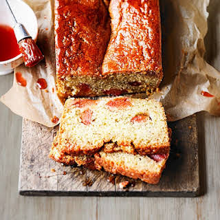 Plum and Earl Grey Pound Cake.