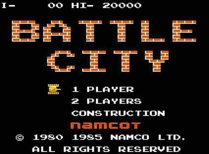 Tải game bắn xe tăng Battle City