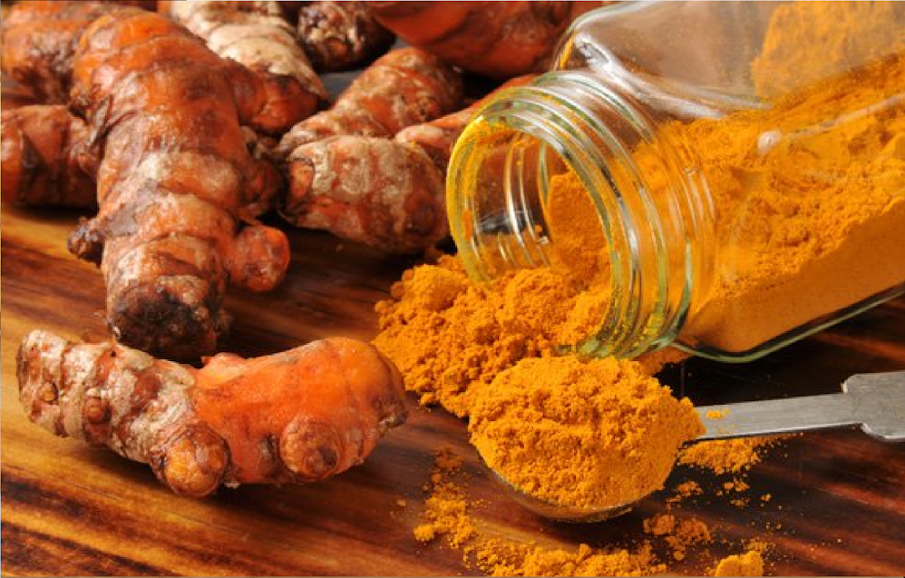Turmeric Superior To Chemical Mouthwash In Improving Oral Health