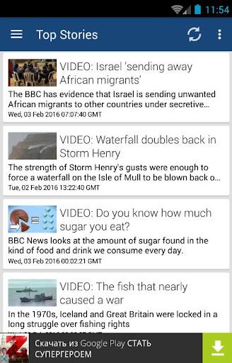 World News RSS