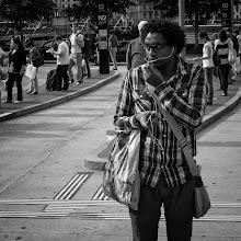 Photo: observer...  #street #streettogs #streetphotography #shootthestreet #blackandwhite #bw #monochrome