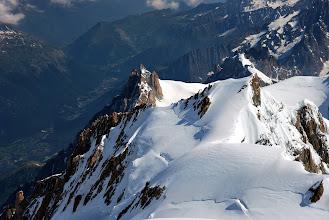 Photo: Foto de la ruta desde la Cima. Foto Ch