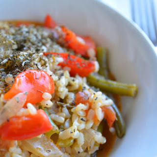 Green Beans Rice