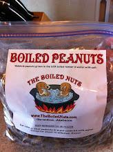 Photo: Boiled Peanuts, Alabama, May 2012