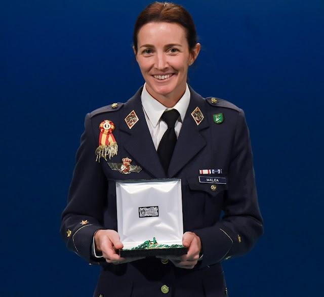 Rosa García-Malea, piloto.