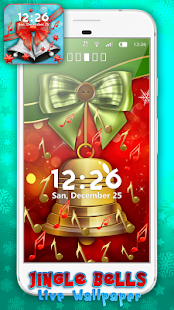 Jingle Bells Live Wallpaper - náhled