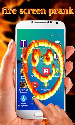 Fire Screen Simulated 5.0 screenshots 4