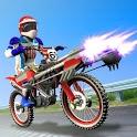 Modern Bike Stunt Racing - Moto Bike Shooting Game icon