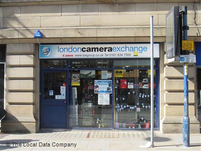 London Camera Exchange on Cross Street - Photographic - Retail in ...