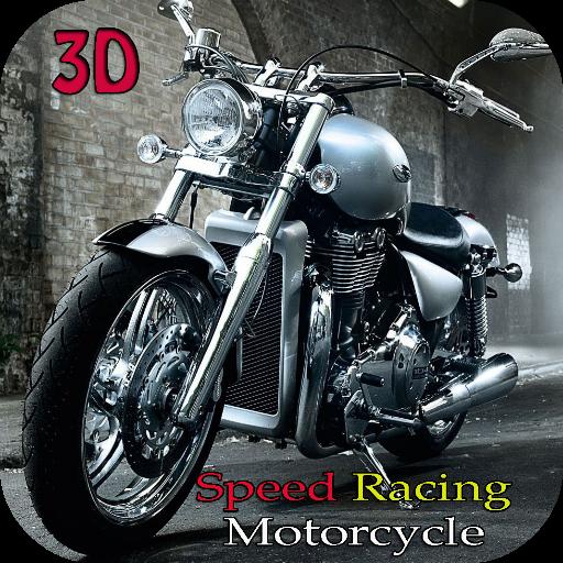 Speed Racing Motorcycle 3D