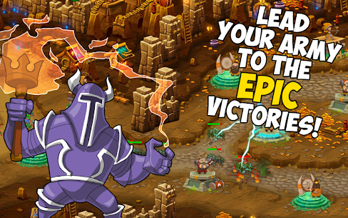 Tower Defense: Magic Quest Apk Download For Android and Iphone 4