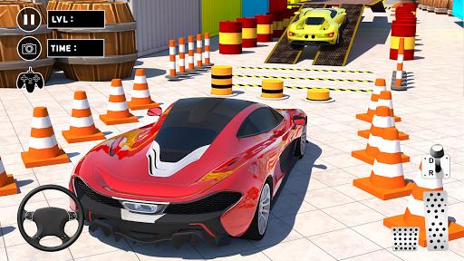 City Car Parking 3D - Dr Parking Games Pro Drive android2mod screenshots 2