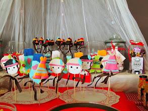 Photo: Mesa dulce Indios