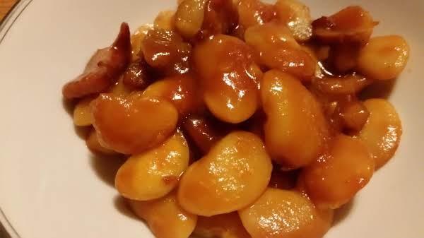 Grandma's Old Fashion Baked Beans