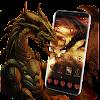 Fire Dragon Theme APK