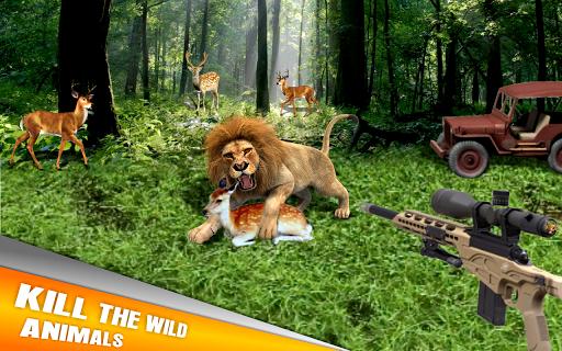 Animal Sniper Hunting: Jeep Simulator 3D 1.0.1 screenshots 15
