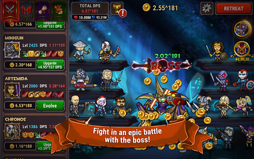 Marmok's Team Monster Crush modavailable screenshots 4