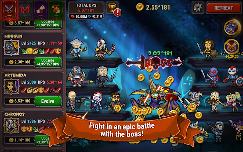 Marmok's Team Monster Crush Mod Apk Download For Android and Iphone 4