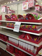 Photo: I love all the heart themed items!!!