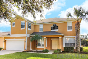 Orlando villa close to Disney with games room and south facing pool and spa