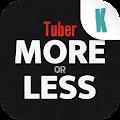Tuber More or Less download