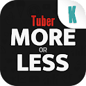 Tuber More or Less icon